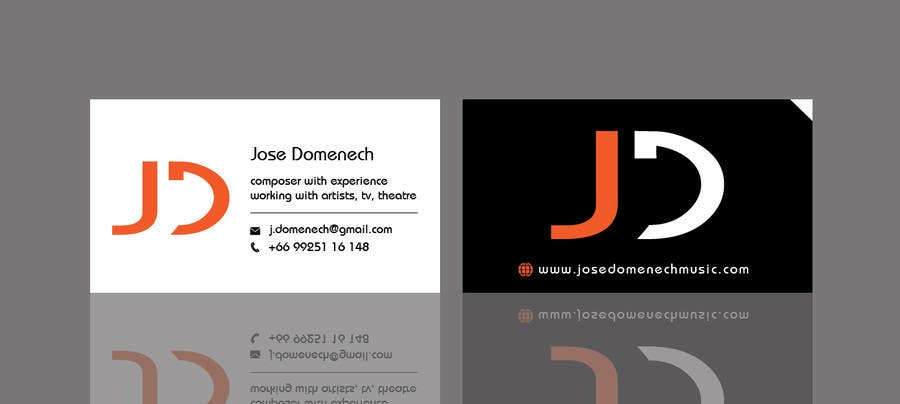Contest Entry #90 for Logo Design and Business Card Musician