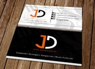Graphic Design Contest Entry #100 for Logo Design and Business Card Musician