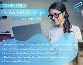 #36 for eCover - Complete the Common App System af mdreddy1999