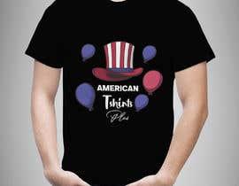 #48 untuk American Tshirts Plus oleh Ishrat1608