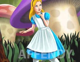 AffendyIlias tarafından DRAWING Alice in Wonderland game-board için no 38