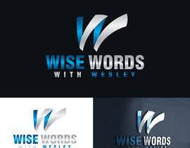 Nro 49 kilpailuun Wise Words With Wesley käyttäjältä webmobileappco