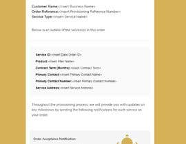 #53 for Create a Mailchimp Email Design Template by joshuacastro183