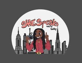#66 for Clean up LOGO - SHE SPEAKS by Kopil89