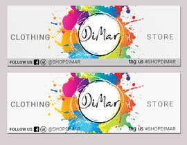 #89 for Home Page Banner 1290 x 450 for website clothing store by gdsabbir98