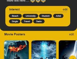 ProDesign360 tarafından UI redesign/new concept for 1 screen Competition - Winner will get awarded for full project. için no 54