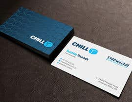 #214 for CHILL - Stationery Design Comp by Designopinion