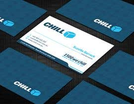 #588 for CHILL - Stationery Design Comp by firozbogra212125
