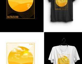 #34 для T-shirt design based on a song от Arifalbani