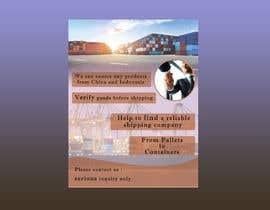 JahidHasan154961 tarafından create a flyer for logistic services için no 20