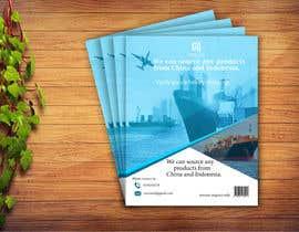 Obinchowdhury5 tarafından create a flyer for logistic services için no 21