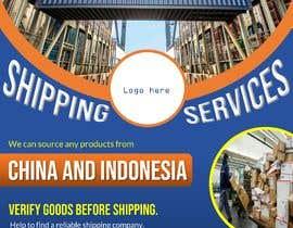 Kiaragael tarafından create a flyer for logistic services için no 19