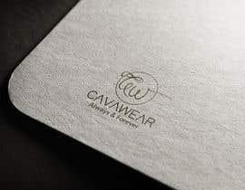 Nro 120 kilpailuun Cavawear Logo käyttäjältä FarzanaTani
