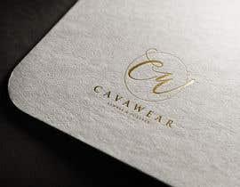 Nro 68 kilpailuun Cavawear Logo käyttäjältä TinaMrong