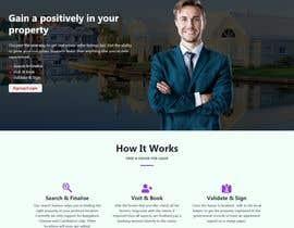 Nro 15 kilpailuun New design for home page (no back-end code change) käyttäjältä habibfoysal