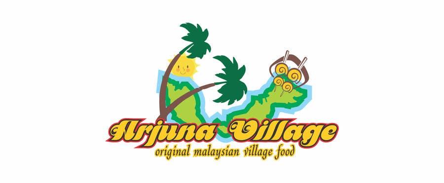 Bài tham dự cuộc thi #12 cho Design a Logo for ARJUNA VILLAGE