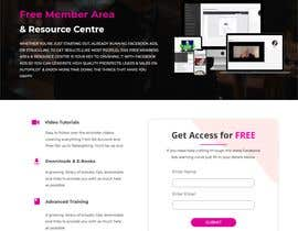 #8 for Landing Page Designs by ikhan0877