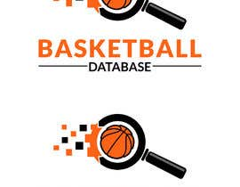 #168 for Logo for Basketball database by yeasinhr