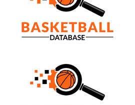 Nro 168 kilpailuun Logo for Basketball database käyttäjältä yeasinhr