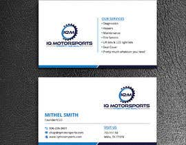 #422 for Business Cards by ahsanhabib5477