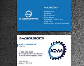 #547 for Business Cards by irubaiyet1