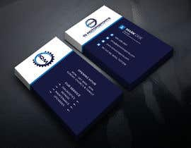 #810 for Business Cards by sourovhaldar8