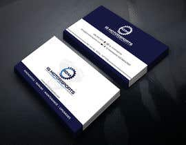 #813 for Business Cards by sourovhaldar8