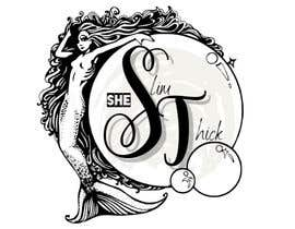#77 for Logo for a women apparel company -  SheSlimThic by JunaidzRaja