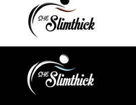 #78 for Logo for a women apparel company -  SheSlimThic by JunaidzRaja