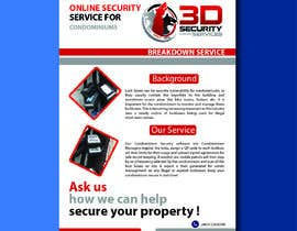 #152 for Flyer for online security service for condominiums by mdrajib676