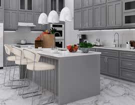 Nro 45 kilpailuun Neoclassical open kitchen käyttäjältä brianzata