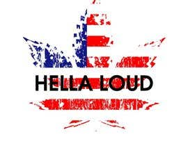 #27 cho Design a T-Shirt for Hella Loud. bởi cathykid00