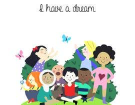 #26 for Art illustration for children - convey a message about equality of races. by xodorcoo