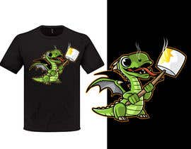 #127 untuk Dragon Art Contest2 - original art only - Vector, painted, raster oleh MyPrints