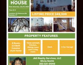 savitamane212 tarafından Open House Real Estate Flyer için no 55