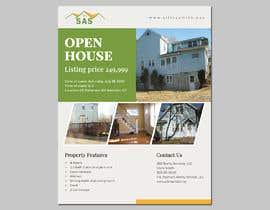 nazninkhanom tarafından Open House Real Estate Flyer için no 65