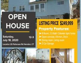 kabir3400 tarafından Open House Real Estate Flyer için no 70