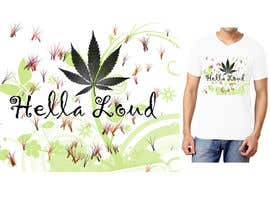 #14 for Design a T-Shirt for Hella Loud. -- 2 by Vivek18Verma