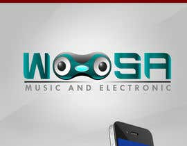 #18 para Logo Design for wOOsa por venug381
