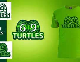 #14 for Design a Logo for 69 turtles by Spector01