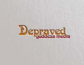 #17 cho Create Logo for Depraved Goddess Media bởi sanjidachomok1