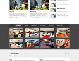 #40 for Design a Website Mockup for Construction Company by SantoJames