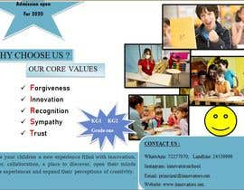 #6 untuk New Broucher for the school oleh shubham09012001