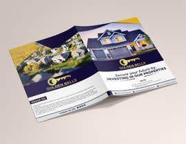 #30 cho Bi Fold Flyer design for a plot sales(Layout )(Real estate) with content improvement. bởi shankardhar125