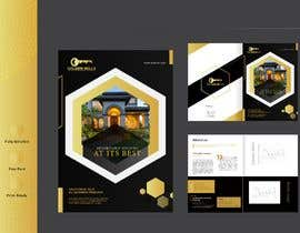 #13 cho Bi Fold Flyer design for a plot sales(Layout )(Real estate) with content improvement. bởi satyamdhawan