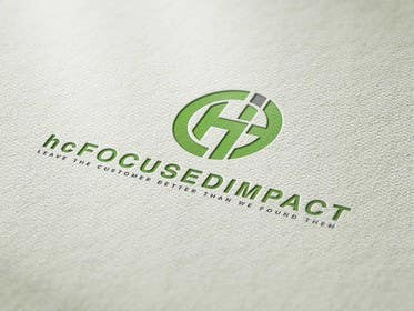 #23 for Design a Logo for: hcFOCUSED IMPACT by mohammedkh5