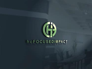 #25 for Design a Logo for: hcFOCUSED IMPACT by mohammedkh5