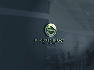 #116 for Design a Logo for: hcFOCUSED IMPACT by mohammedkh5