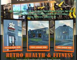 #12 cho Cool Fitness gym blueprint + 3d design of it needed bởi Babymax