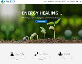 #366 for Need a feature image for energy healing website. by WebCraft111